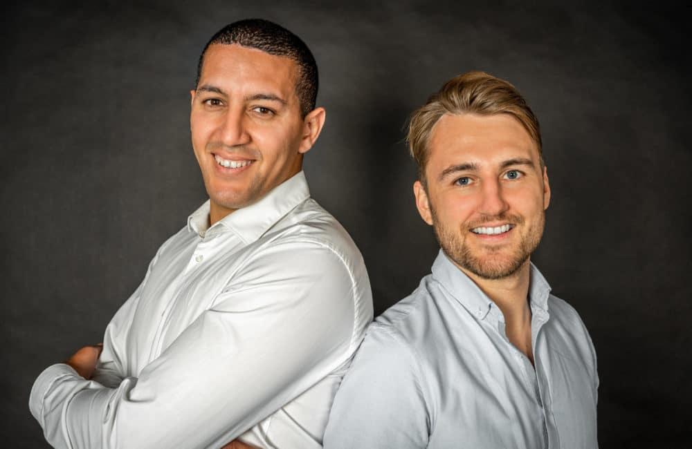 Oliver Köhler und Hami Bouidia von MPU-deincoach