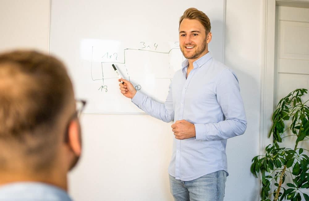 Oliver Köhler bei der MPU Vorbereitung