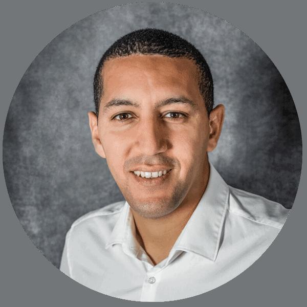 Geschäftsinhaber Hamed Bouidia